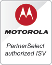 Motorola authorized ISV Partner