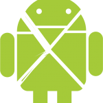 Crashed Android application