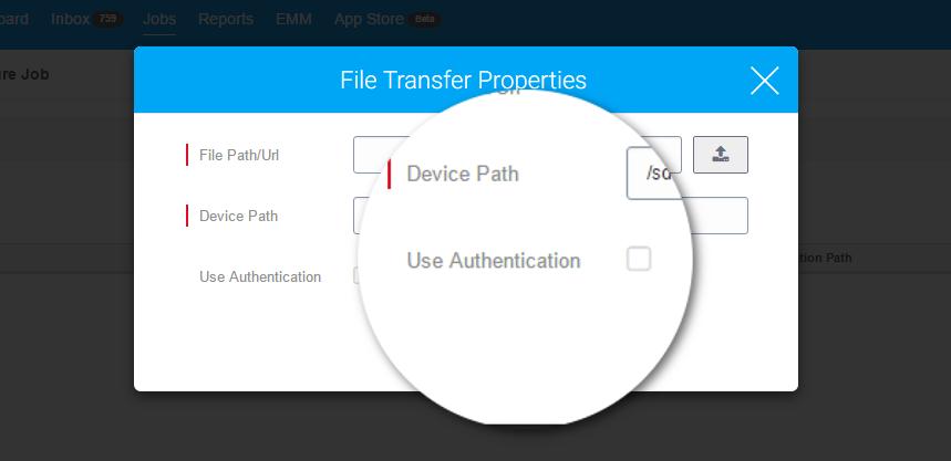 suremdm-file-transfer-user-authentication