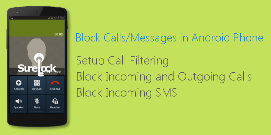 Cell phone block - how to block calls on your cell phone