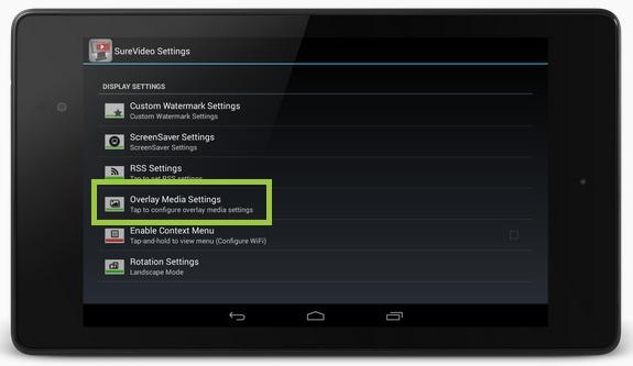 surevideo_display_settings