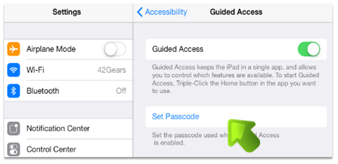 surefox_guided_access_set_password