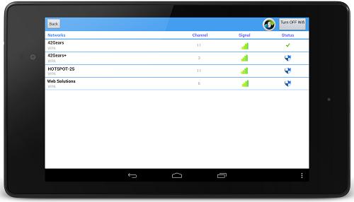 Configure WiFi Settings in Lockdown Mode using SureLock/SureFox