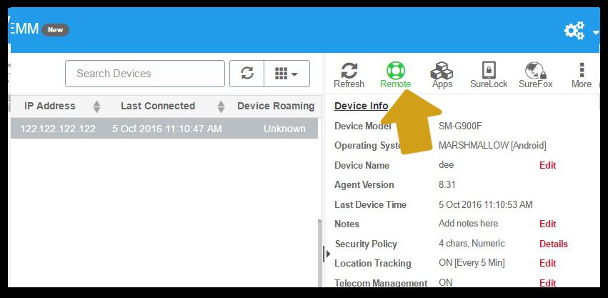 suremdm-home-select-remote