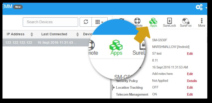 suremdm-select-apps