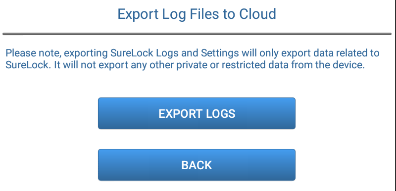 export_log_files