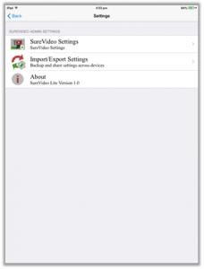 surevideo_admin_settings