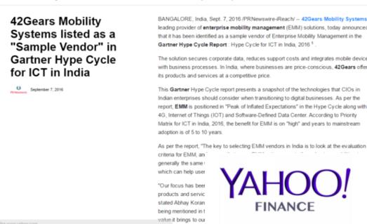 42Gears-Yahoo-Finance-Gartner-Sept-2016