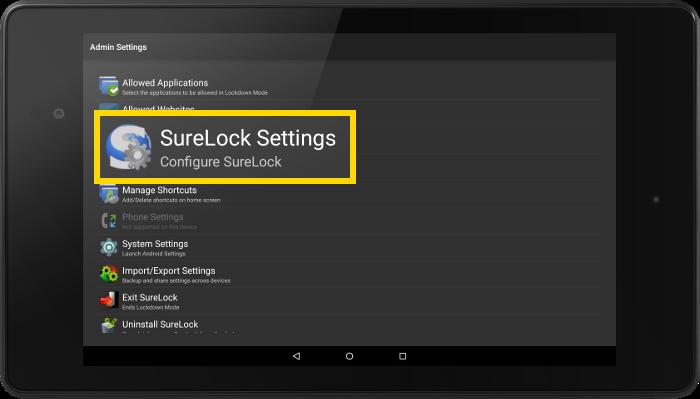 surelock_settings
