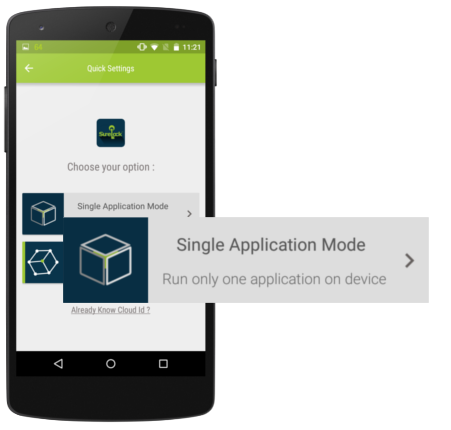 Lockdown Android devices in minutes with SureLock Quick