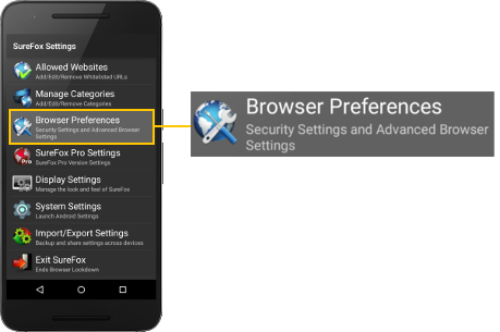 surefox_browser_preferences