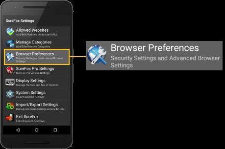 surefox_browser_preferences