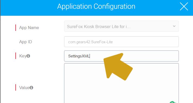 install-surefox-xmlconfigure