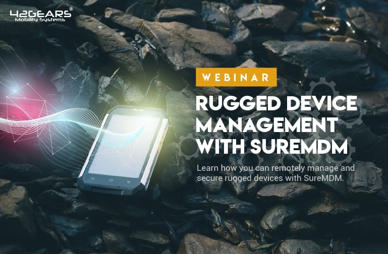 Rugged Device Management with SureMDM