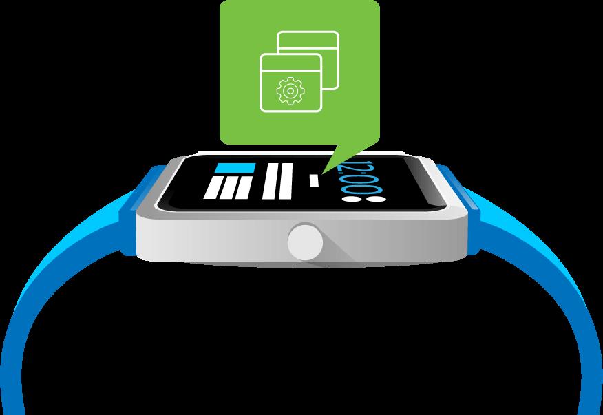 Wearable Management Solution - App Management