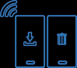 what is mobile application management mam quizlet
