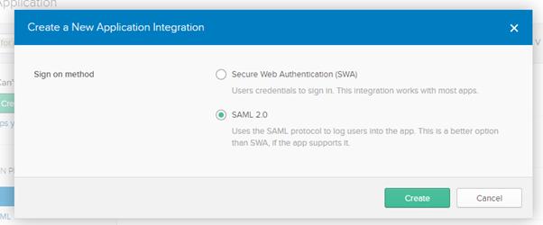 Single Sign-On - Multi Factor Authentication - SAML
