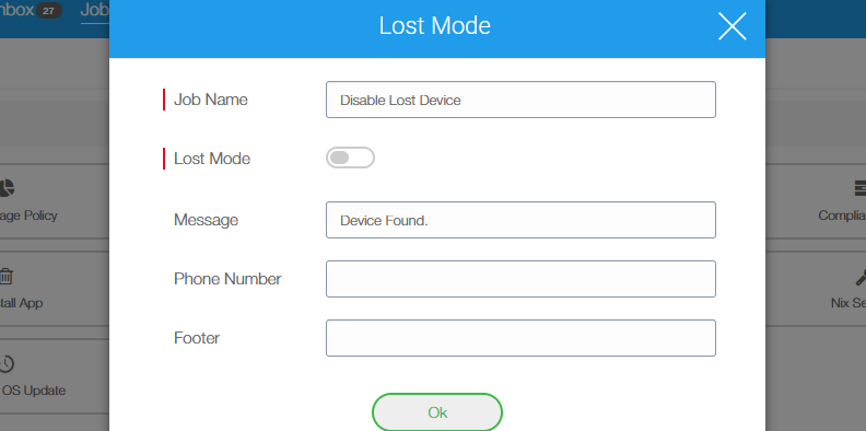 How to find lost iOS devices with MDM - Found job