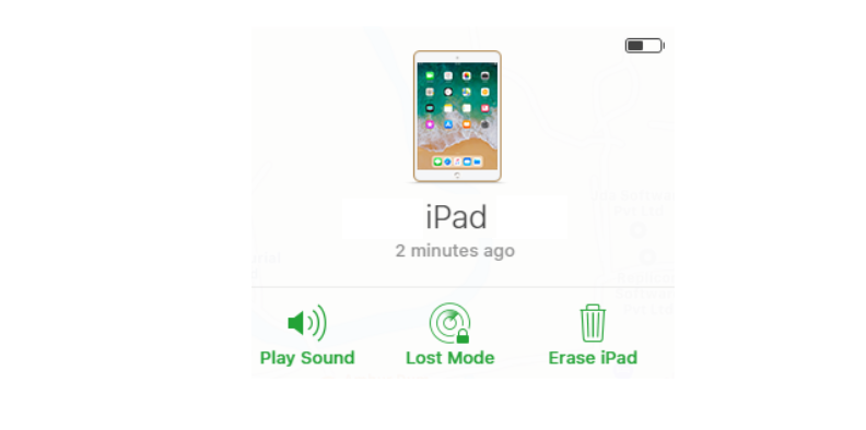 How to find lost iOS devices with MDM - Play Sound, Lost Mode and Erase iPad