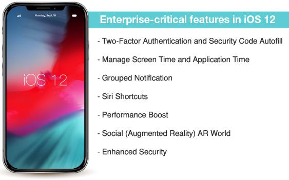 iOS 12 | iOS Remote Management | UEM Solution | SureMDM |