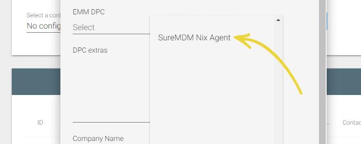 Zero Touch Enrollment in SureMDM - Select 42Gears