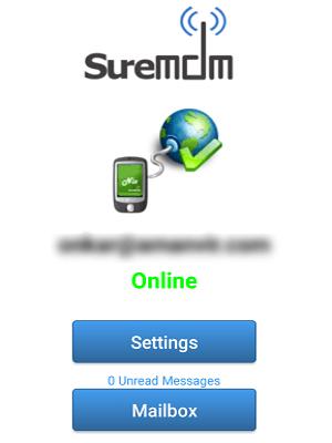 Dedicated_Devices_SureMDM_Nix_Home_Screen