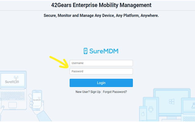 How to Install Android Apps on devices remotely using SureMDM