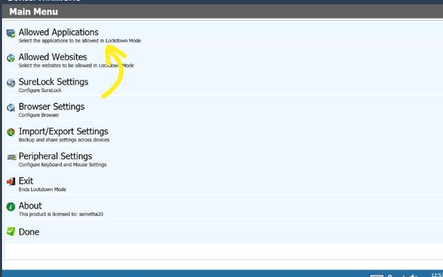 Kiosk Mode | Windows 10 | Windows Device Lockdown |
