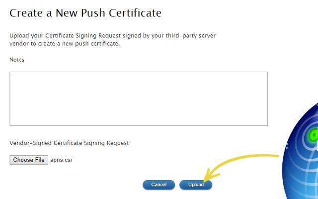 APNs Certificate   Apple Devices Management   42Gears UEM  