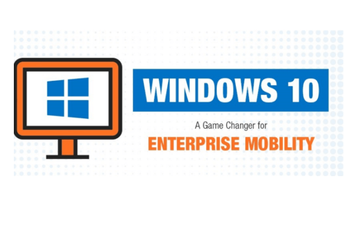 Featured Image - Windows 10 A Game Changer for Enterprise Mobility Infographic
