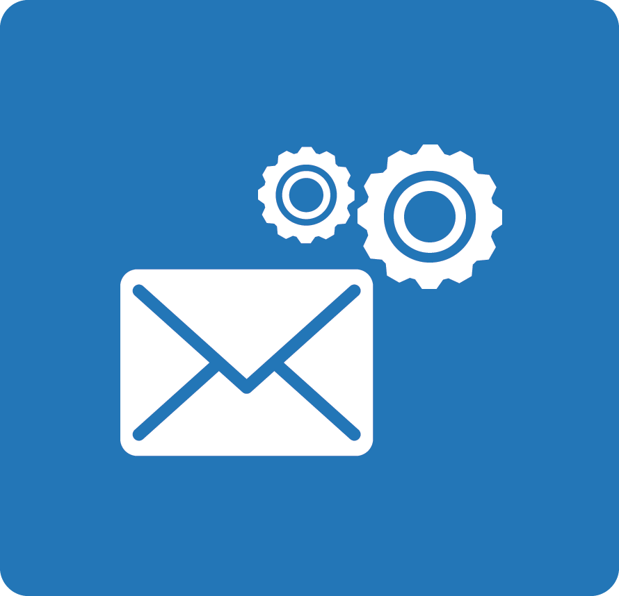 Configure emails on employee devices