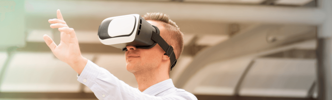 Virtual Reality in Enterprises | VR Technology | VR Device
