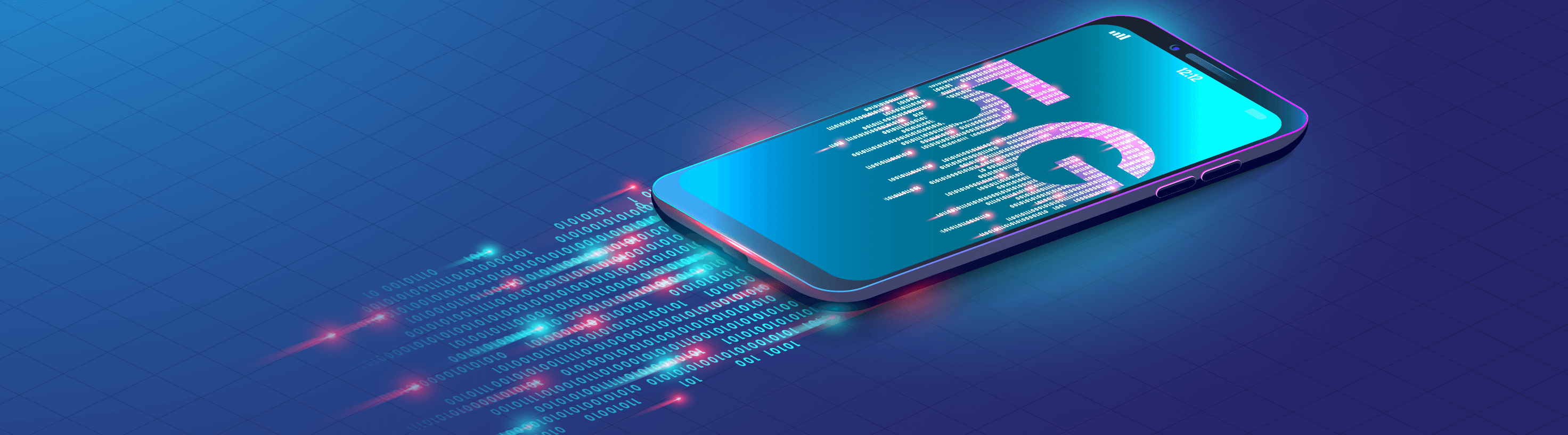 Impact of 5G on enterprise mobility Banner