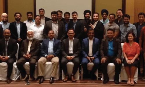 Bulwarkand 42Gears Partner Summit 2019, Dubai