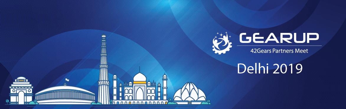 GearUp Delhi 2019