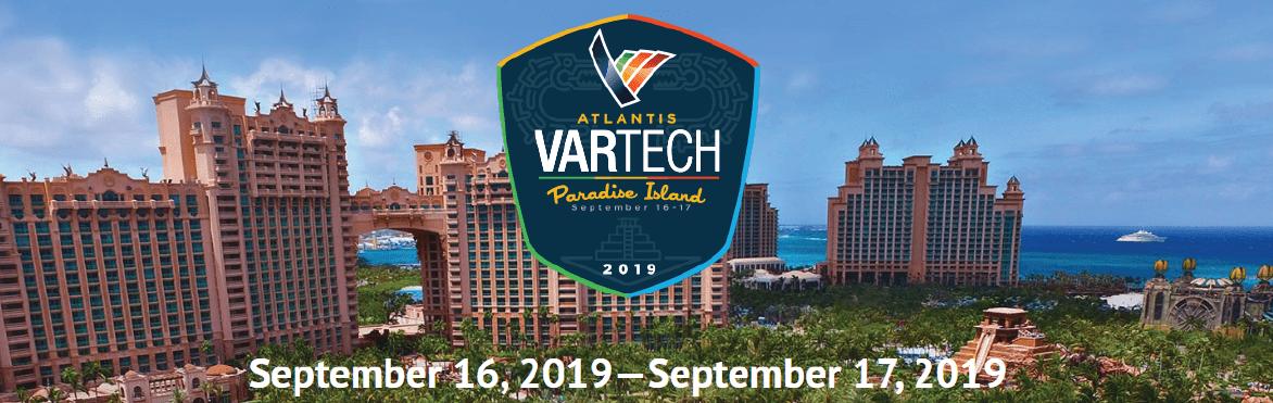 VARTECH 2019 Banner