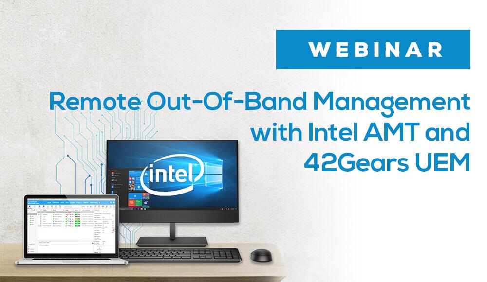 Intel-webinar