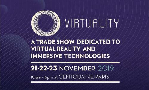 Virtuality 2019, Paris