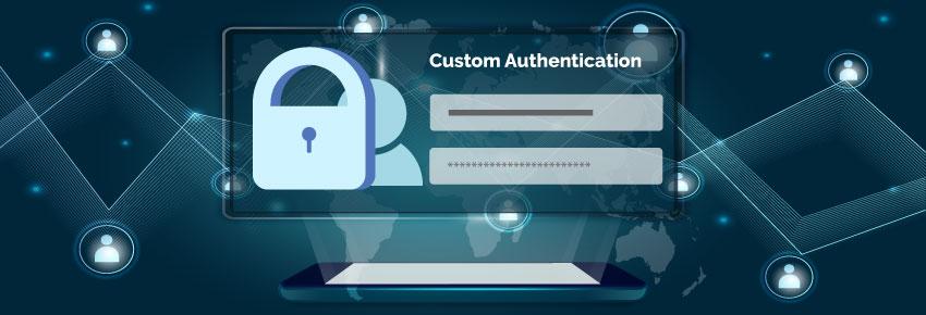 Custom Authentication SureLock Kiosk Mode