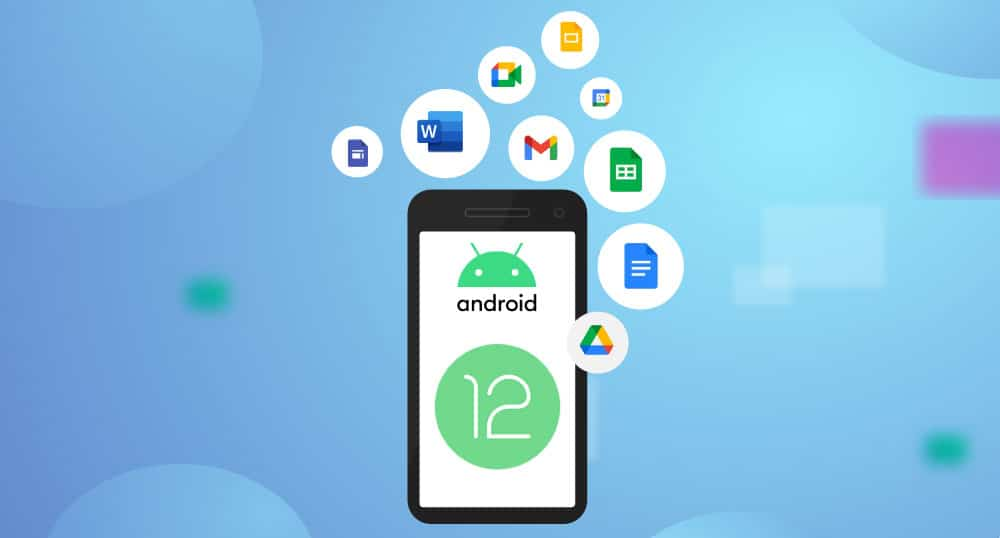 Android Work Profile Apps with Android 12